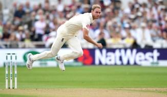Stuart Broad fined 15 percent match fee demerit point send-off dismissing Rishabh Pant England India 3rd Test Nottingham