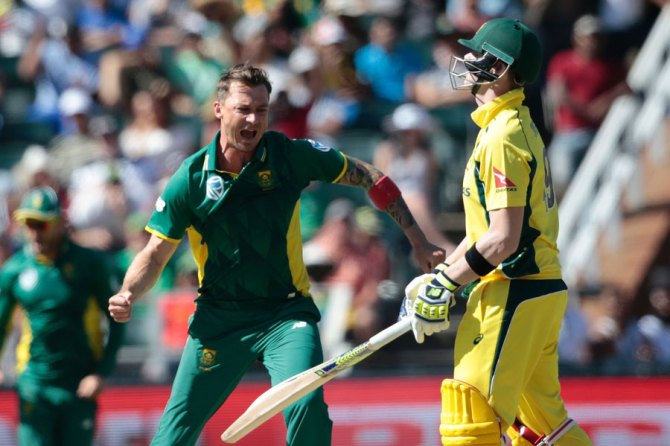 Dale Steyn determined represent South Africa at 2019 World Cup cricket