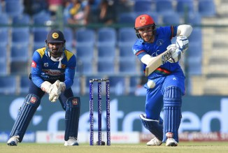 Rahmat Shah 72 Afghanistan Sri Lanka Asia Cup 3rd Match Abu Dhabi cricket