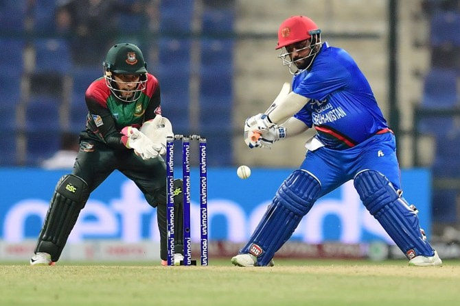 Mohammad Shahzad 53 Bangladesh Afghanistan Asia Cup Super Four cricket
