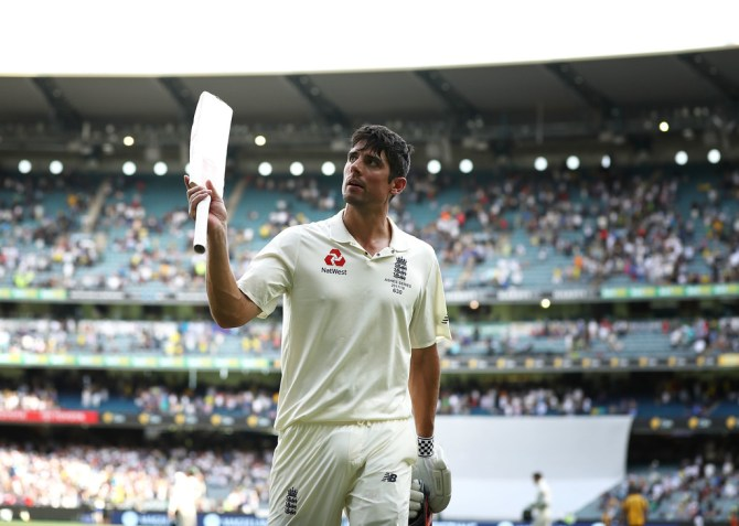 Alastair Cook announces retirement from international cricket England cricket