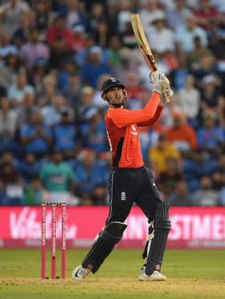 Alex Hales started off as fast bowler before deciding to become a batsman England cricket