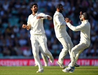 Ishant Sharma three wickets England India 5th Test Day 1 The Oval cricket