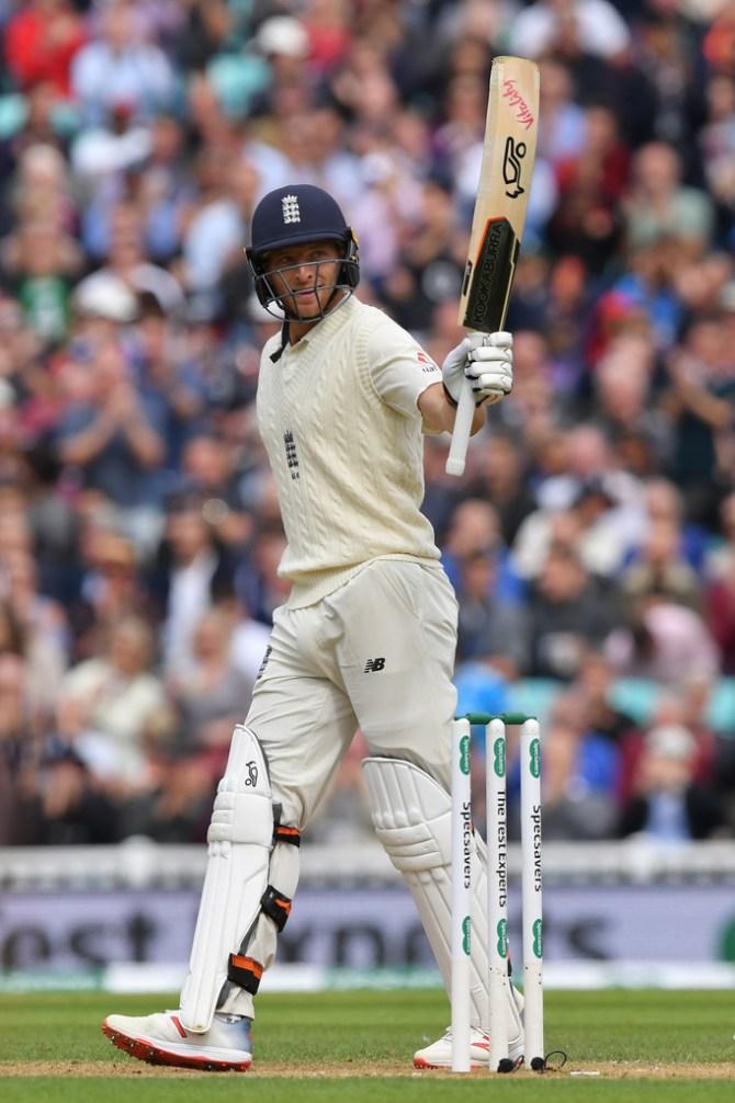 Michael Vaughan praises Jos Buttler England India Test series cricket