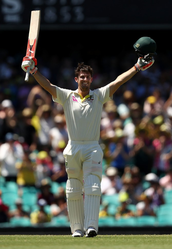 Ricky Ponting Mitchell Marsh Australia Test vice-captain ODI skipper cricket