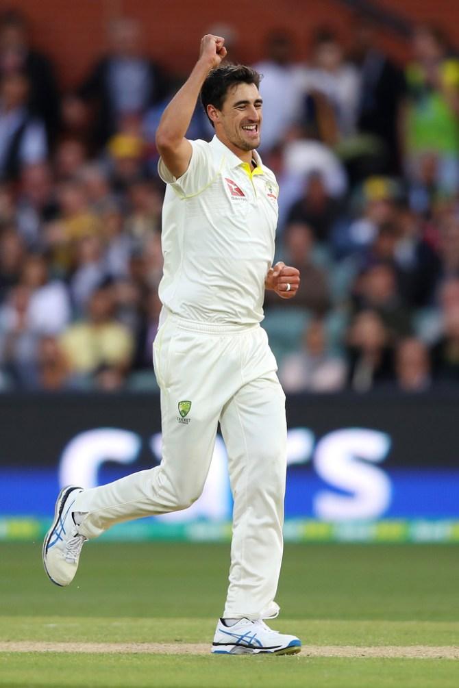 Mitchell Starc ready more responsibility Pakistan Test series Australia cricket