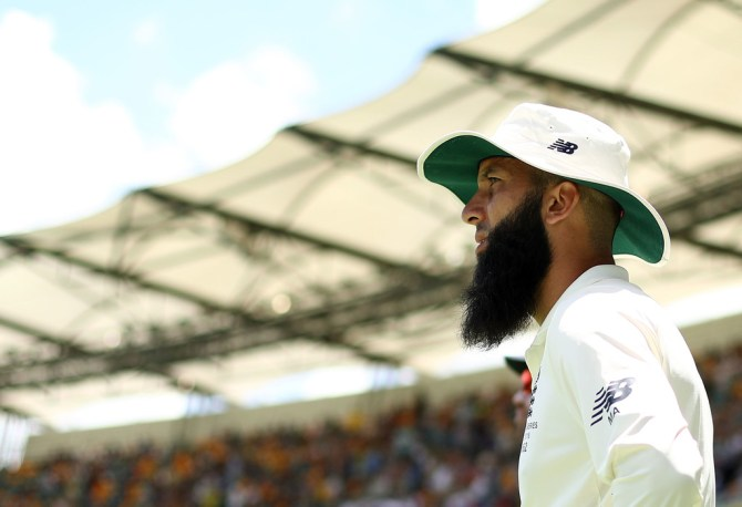Moeen Ali autobiography Australian player racially abused him by calling him Osama England Australia Ashes series cricket