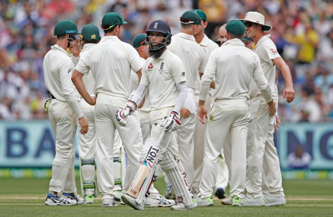 Moeen Ali dislike playing against Australia England cricket