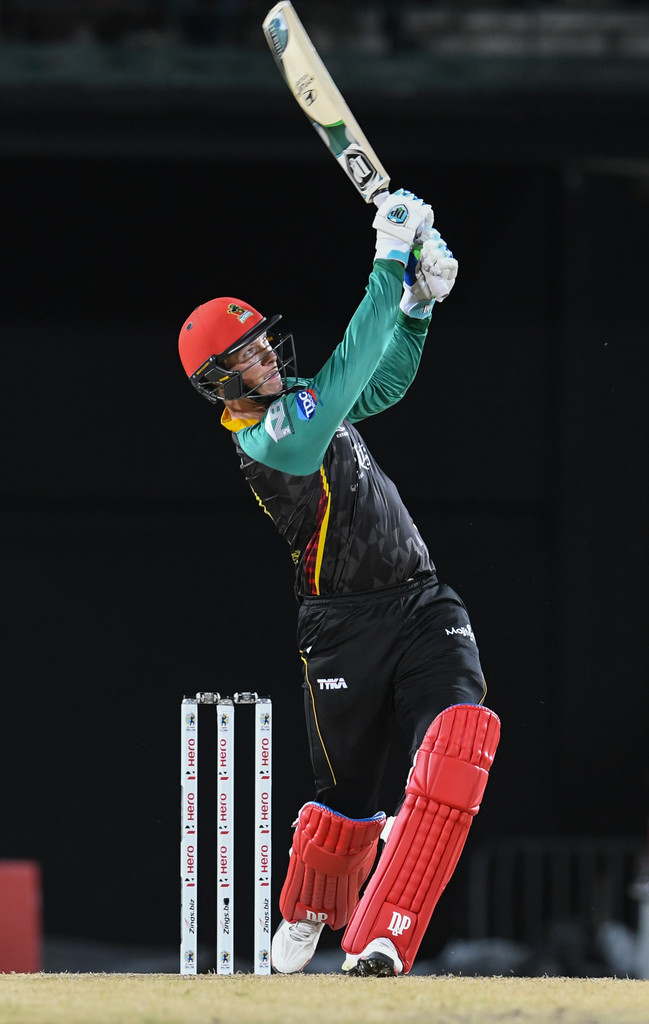 Rassie van der Dussen 45 not out St Kitts and Nevis Patriots Jamaica Tallawahs Caribbean Premier League CPL cricket