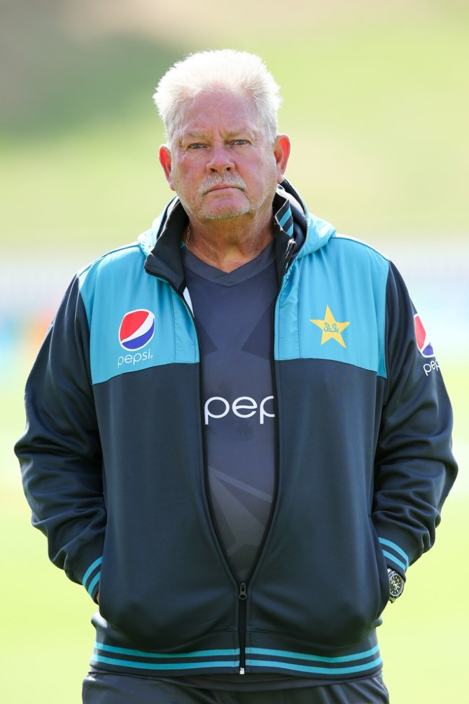 Steve Rixon accuses Pakistan Cricket Board of never paying him on time cricket