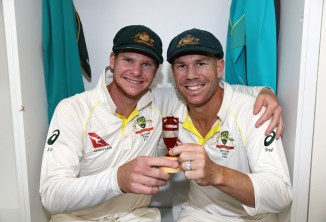 Justin Langer Steve Smith David Warner and Cameron Bancroft can help Australia win World Cup and Ashes in 2019 cricket