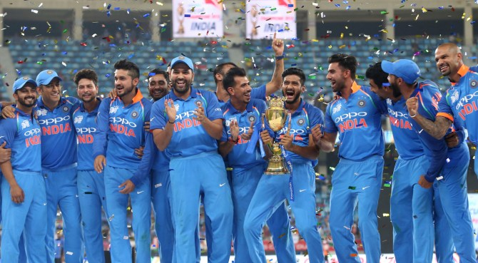 India win Asia Cup after beating Bangladesh by three wickets in last-ball thriller