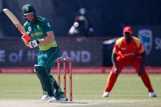Heinrich Klaasen 59 South Africa Zimbabwe 3rd ODI Paarl cricket