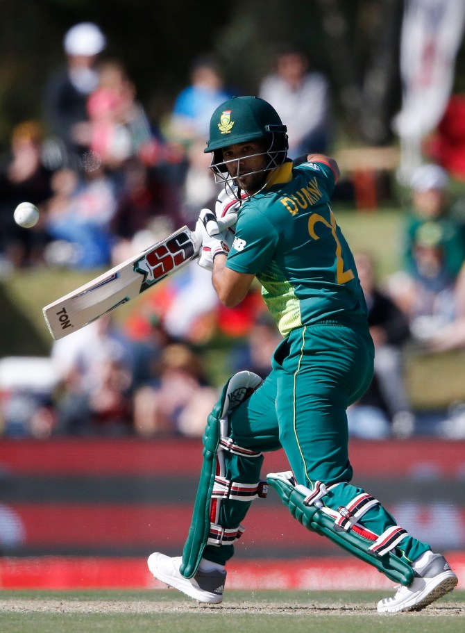 JP Duminy miss South Africa limited overs tour of Australia cricket