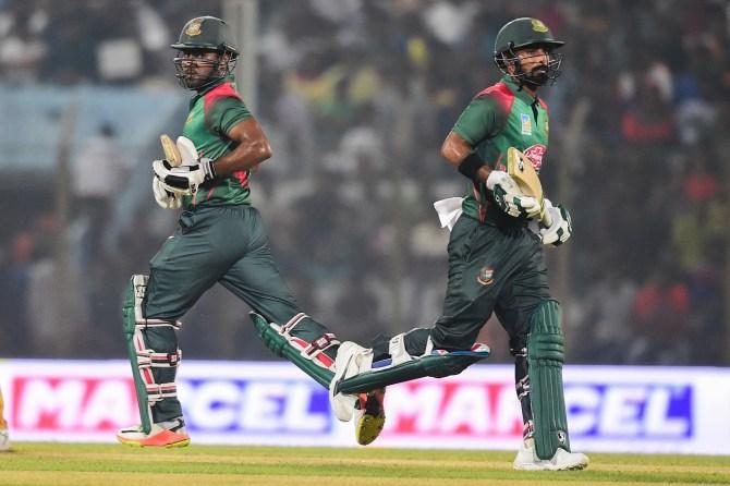 Imrul Kayes Liton Das 90 83 Bangladesh Zimbabwe 2nd ODI Chittagong cricket