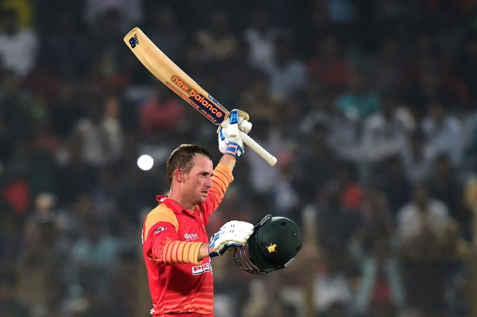 Sean Williams 129 not out Bangladesh Zimbabwe 3rd ODI Chittagong cricket
