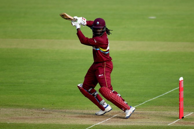 Chris Gayle makes himself unavailable for ODI series against India West Indies cricket