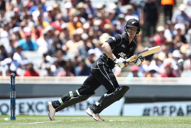 James Neesham determined represent New Zealand all three formats cricket