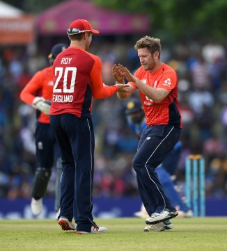 Liam Dawson ruled out remainder Sri Lanka tour England cricket