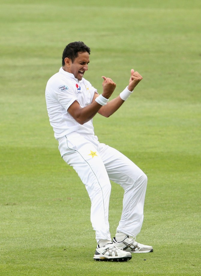 Mohammad Abbas honoured to take 10-wicket haul and dedicates it to his daughter Pakistan Australia 2nd Test cricket