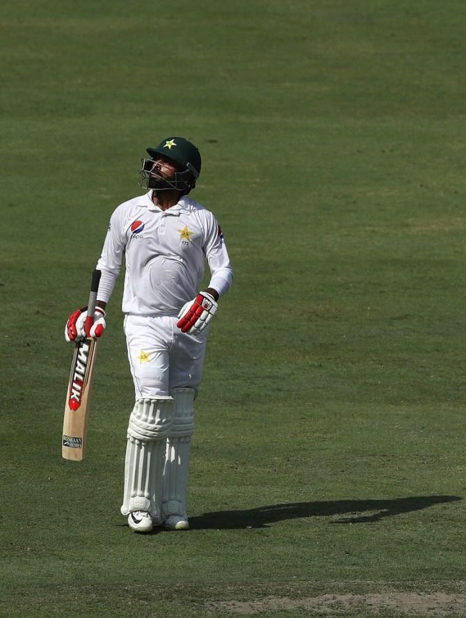Mohammad Hafeez Shoaib Akhtar talked me out of retiring Pakistan Australia Test series cricket