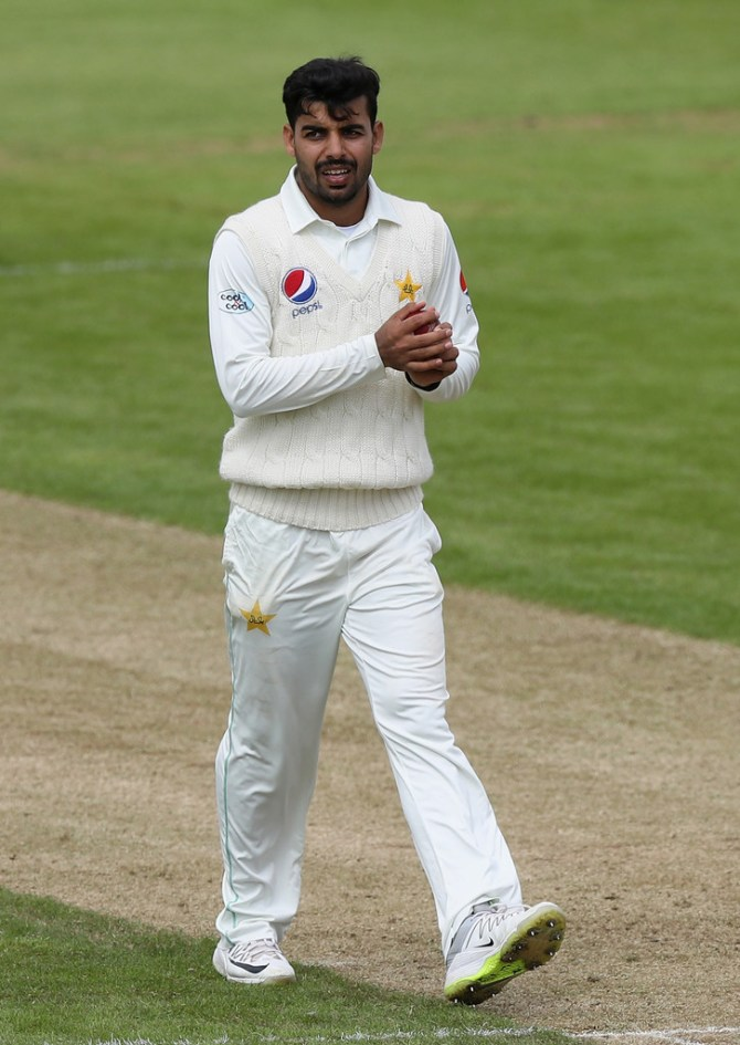 Shadab Khan virtually ruled out 1st Test Australia groin injury Pakistan cricket