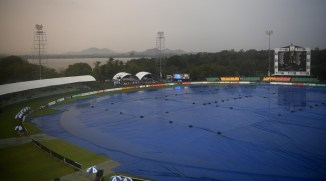 Heavy rain wet outfield leads to 1st ODI between Sri Lanka and England being abandoned Dambulla cricket
