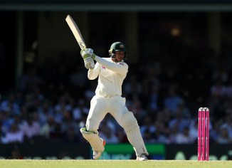 Usman Khawaja not bothered by perception he can't play spin Australia Pakistan Test series cricket