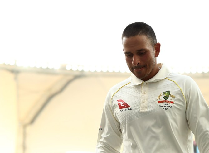 Usman Khawaja may miss India Test series and undergo surgery torn meniscus Australia cricket