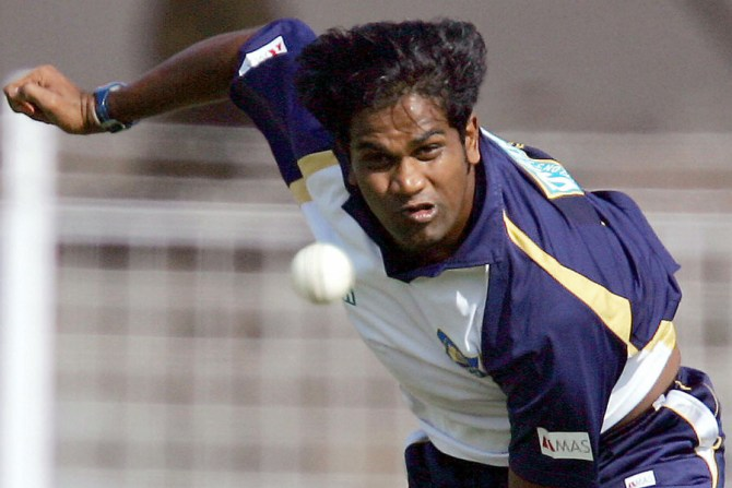 Nuwan Zoysa charged breaching the ICC's Anti-Corruption Code Sri Lanka cricket