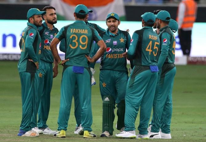Sarfraz Ahmed Pakistan best fielding side in the world