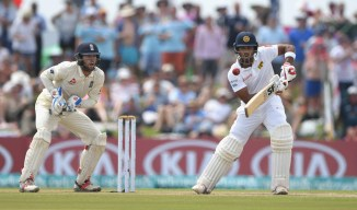 Dinesh Chandimal ruled out second Test England Kandy Sri Lanka cricket