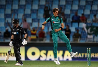 Umar Gul Shaheen Shah Afridi a great bowler with bright future ahead of him Pakistan cricket