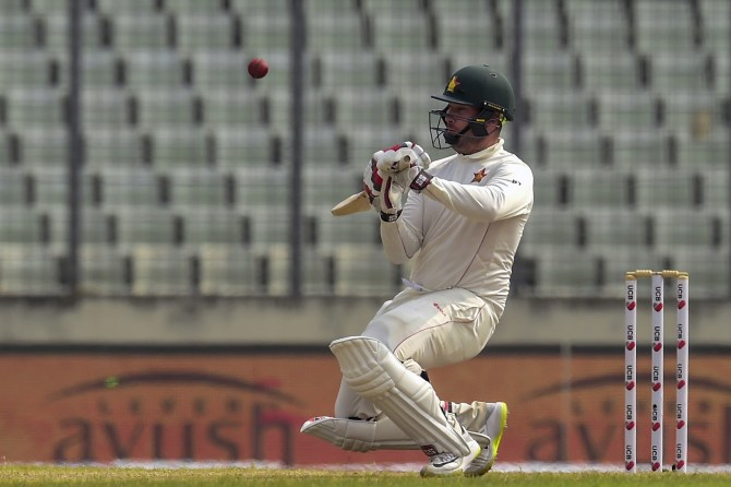 Brendan Taylor 106 not out Bangladesh Zimbabwe 2nd Test Day 5 Dhaka cricket