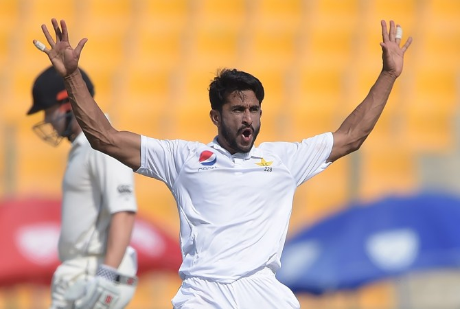 Hasan Ali dedicates maiden Test five-for to bowling coach Azhar Mahmood Pakistan cricket