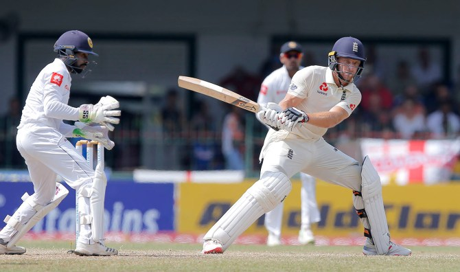 Jos Buttler 64 Sri Lanka England 3rd Test Day 3 Colombo cricket