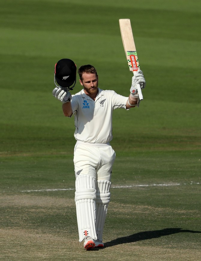 Kane Williamson 139 not out Pakistan New Zealand 3rd Test Day 4 Abu Dhabi cricket