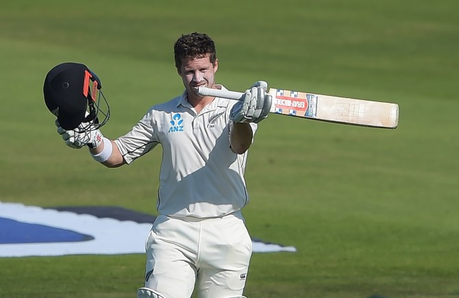 Henry Nicholls 126 not out Pakistan New Zealand 3rd Test Day 5 Abu Dhabi cricket