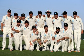 New Zealand beat Pakistan 2-1 3rd Test Day 5 Abu Dhabi cricket