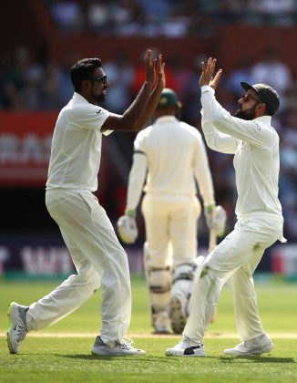 Ravichandran Ashwin two wickets Australia India 1st Test Day 4 Adelaide cricket
