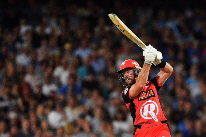 Dan Christian 49 not out Big Bash League BBL 6th Match cricket