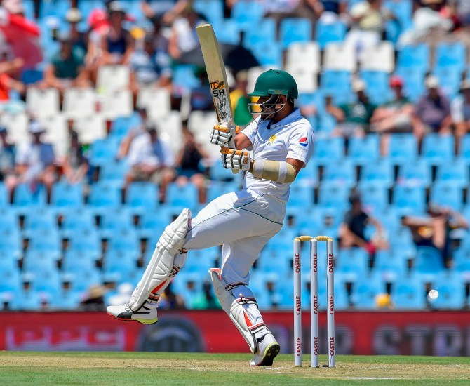 Babar Azam 71 South Africa Pakistan Boxing Day Test 1st Test Day 1 Centurion cricket