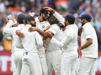 India beat Australia 137 runs Boxing Day Test 3rd Test Day 5 Melbourne cricket