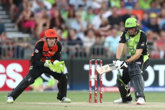Jos Buttler 55 Sydney Thunder Perth Scorchers Big Bash League BBL 17th Match cricket