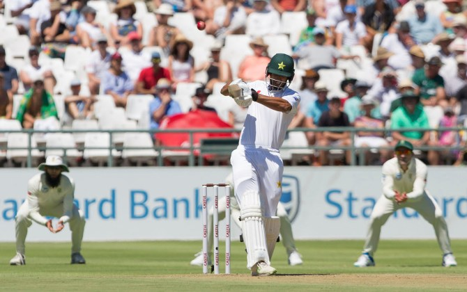 Ramiz Raja Imam-ul-Haq and Shan Masood open the batting in Tests, while Fakhar Zaman should be dropped Pakistan South Africa Test series cricket