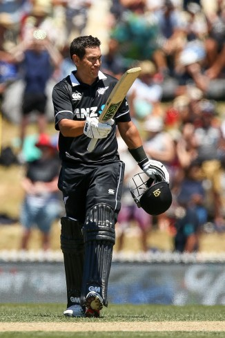 Ross Taylor 137 New Zealand Sri Lanka 3rd ODI Nelson cricket