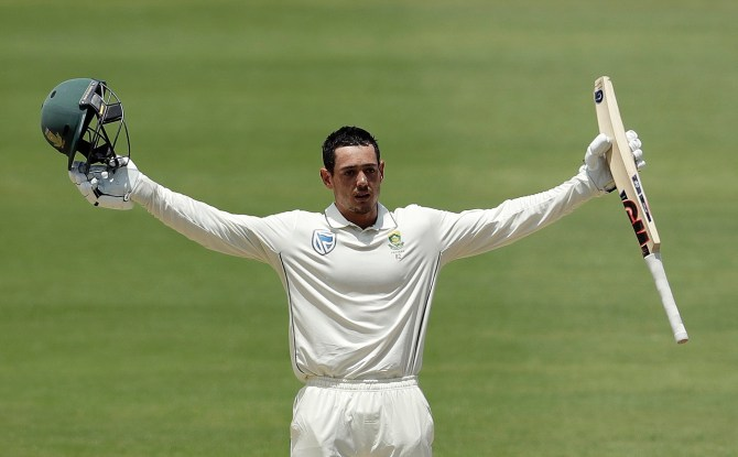 Quinton de Kock 129 South Africa Pakistan 3rd Test Day 3 Johannesburg cricket