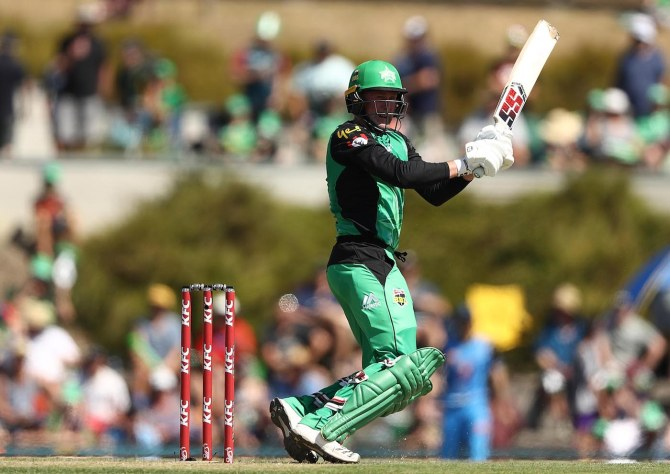 Ben Dunk 72 not out Melbourne Stars Adelaide Strikers Big Bash League BBL 39th Match cricket