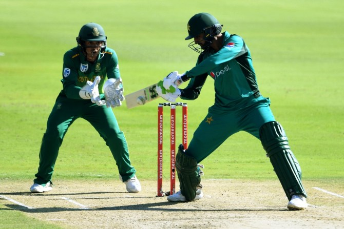 Ramiz Raja impressed with Shoaib Malik's captaincy in the 4th ODI against South Africa Pakistan cricket