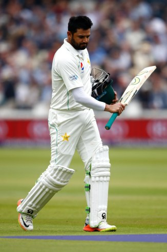 Ramiz Raja Azhar Ali only in Test squad since he has played over 70 Tests Pakistan South Africa Test series cricket